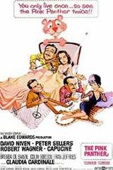 The Pink Panther 1964-1967 Movie Poster