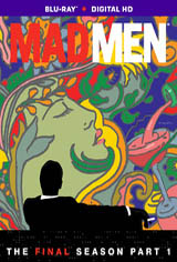 Mad Men: The Final Season, Part 1 Movie Poster