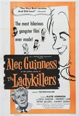 The Ladykillers (1955) Movie Poster