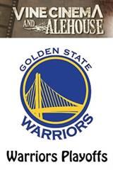 Golden State Warriors Playoffs Movie Poster