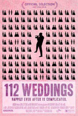 112 Weddings Movie Poster