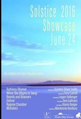 Solstice Showcase Movie Poster