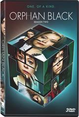 Orphan Black: Season Two Movie Poster
