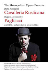 The Metropolitan Opera: Cavalleria Rusticana/Pagliacci Movie Poster
