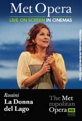 The Metropolitan Opera: La Donna del Lago Movie Poster