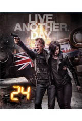 24: Live Another Day Movie Poster