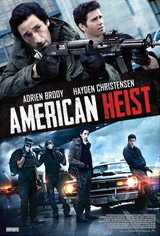 American Heist Movie Poster