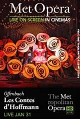 The Metropolitan Opera: Les Contes d'Hoffman Movie Poster