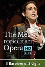 The Metropolitan Opera: Il Barbiere di Siviglia Movie Poster