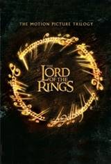 Lord of the Rings Trilogy Marathon Movie Poster