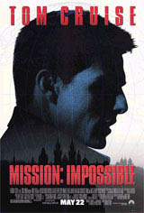 Mission: Impossible Movie Poster