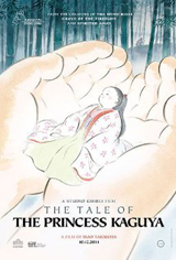 The Tale of the Princess Kaguya Movie Poster