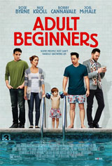 Adult Beginners Movie Poster