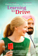 Learning to Drive Movie Poster