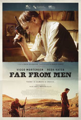 Far From Men Movie Poster