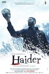 Haider Movie Poster