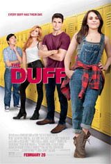 The DUFF Movie Poster