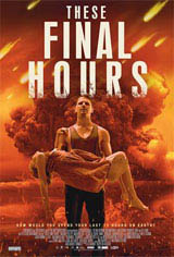 These Final Hours Movie Poster Movie Poster