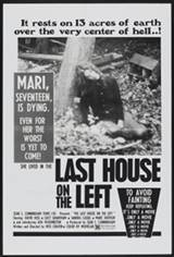 The Last House on the Left (1972) Movie Poster
