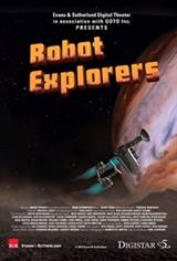 Robot Explorers Movie Poster