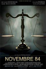 Novembre 84 Movie Poster