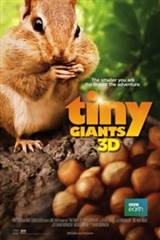 Tiny Giants 3D Poster