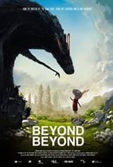 Beyond Beyond (Resan till Fjaderkungens rike) Movie Poster