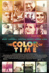 The Color of Time Movie Poster