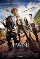 Pan Movie Poster Movie Poster