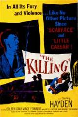 The Killing (1956) Movie Poster