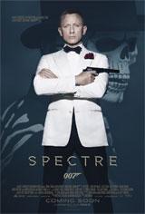 Spectre Movie Poster