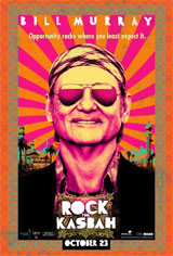 Rock the Kasbah Movie Poster
