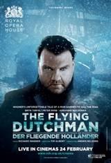 Royal Opera House: Der fliegende Hollander Movie Poster