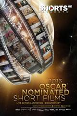 2015 Oscar Nominated Documentary Shorts Movie Poster