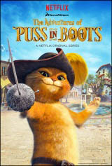 The Adventures of Puss in Boots Movie Poster