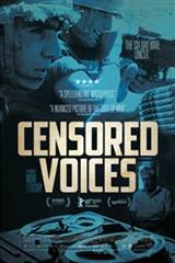 Censored Voices Movie Poster