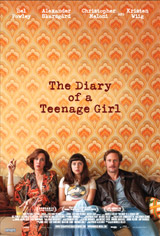 The Diary of a Teenage Girl Movie Poster