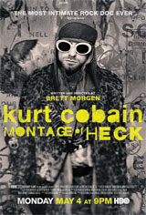 Kurt Cobain: Montage of Heck Movie Poster