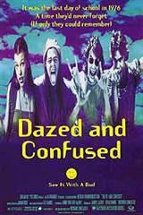 Dazed & Confused Movie Poster