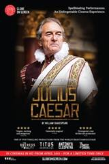 Shakespeare's Globe Theatre: Julius Caesar Movie Poster