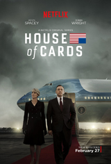 House of Cards: Season 3 (Netflix) Movie Poster