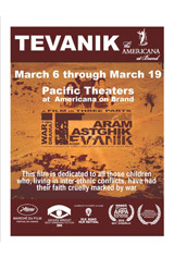 Tevanik Movie Poster