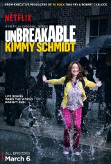 Unbreakable Kimmy Schmidt (Netflix) Movie Poster