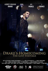 Drake's Homecoming: The Lost Footage Movie Poster
