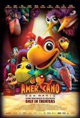 El Americano: The Movie Movie Poster