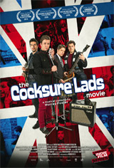 The Cocksure Lads Movie Movie Poster