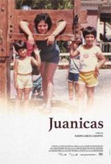 Juanicas Movie Poster