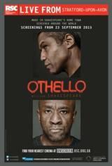 Royal Shakespeare Company: Othello Movie Poster