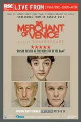 Royal Shakespeare Theatre: The Merchant of Venice Movie Poster