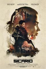 Sicario Movie Poster